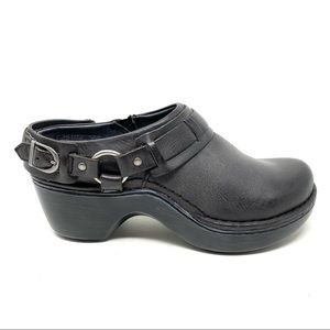 Ariat Abberley Old West Black Clog